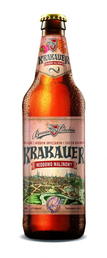 Krakauer Miodowo Malinowy