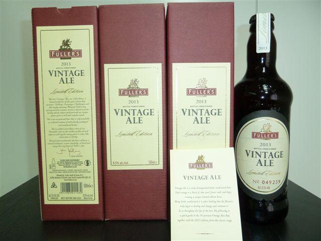 W ofercie naszej firmy znajduje się obecnie piwo z rocznika 2013