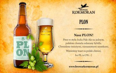 Mokry chmiel w piwie – powraca PLON Zielony!
